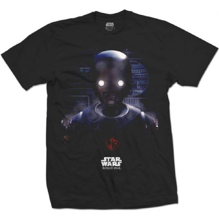 Mens Star Wars K-2SO T Shirt